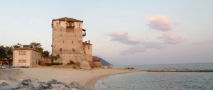 Location, Pyrgos hotel in Ouranoupoli of halkidiki nearby beach