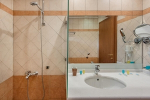 Deluxe junior suite, Pyrgos hotel in Ouranoupoli of halkidiki nearby beach